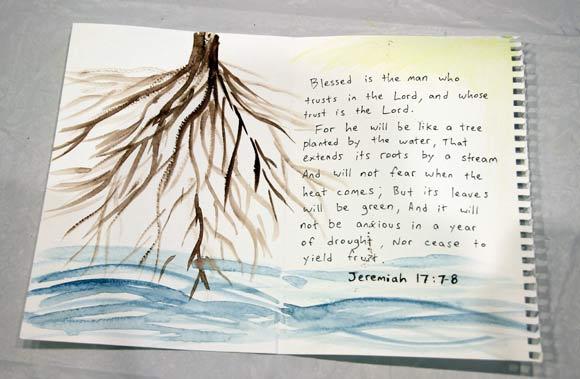prophetic art card