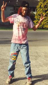 Crazy young Eric