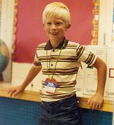 Childhood Eric