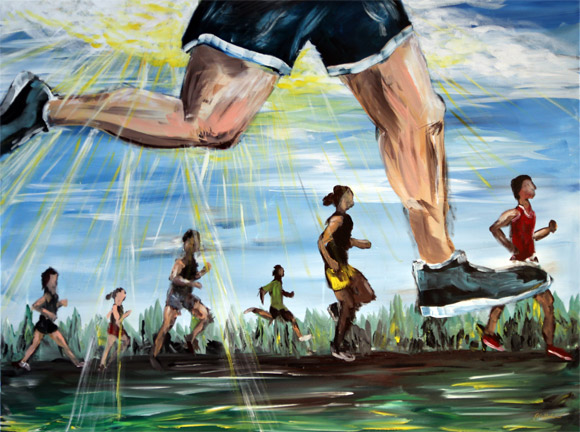 Running With Endurance