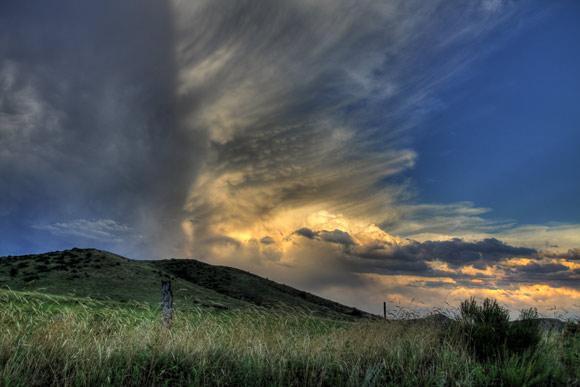 Foothills Clouds