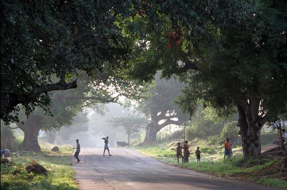 India Road