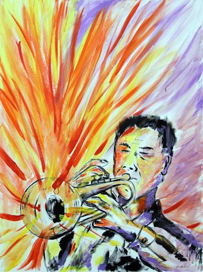 Trumpet of Praise